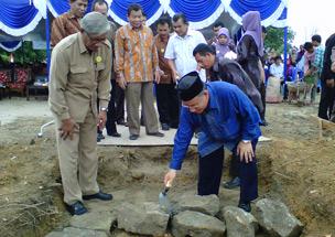 batu pertama kampus